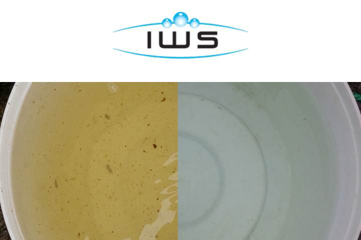 How IWS can help with water treatment